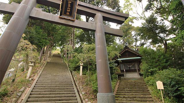 祖霊社(伊豆山神社)