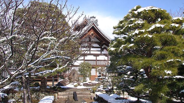 雪景色(慈済院)
