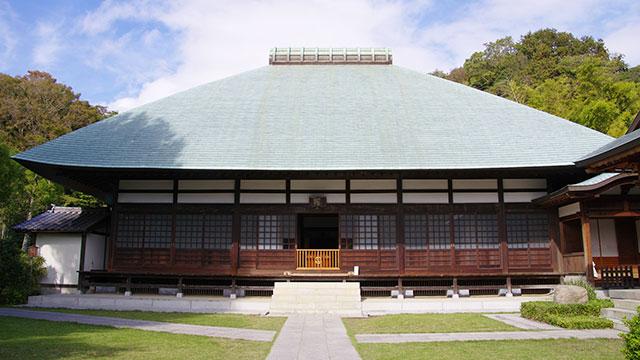 本堂(浄妙寺)