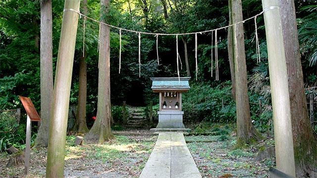鎌足稲荷神社(浄妙寺)
