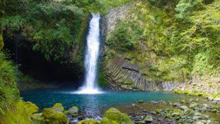 浄蓮の滝演歌にも歌われている伊豆の名瀑