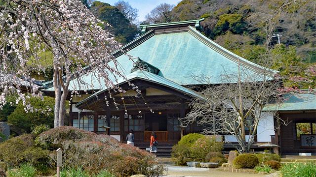 本堂(海蔵寺)