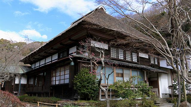 庫裏(海蔵寺)