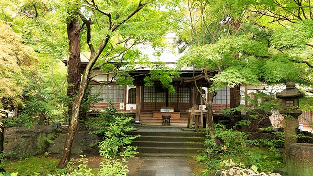 愛染堂(覚園寺)