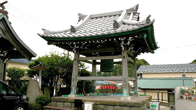 鐘楼(鎌倉 満福寺)
