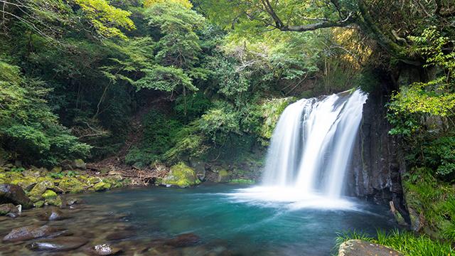 初景滝(河津七滝)