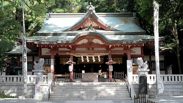 本殿(来宮神社)