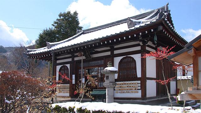 毘沙門堂(京都 弘源寺)
