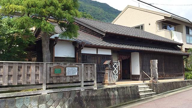 名主の館小池邸(静岡市清水区)