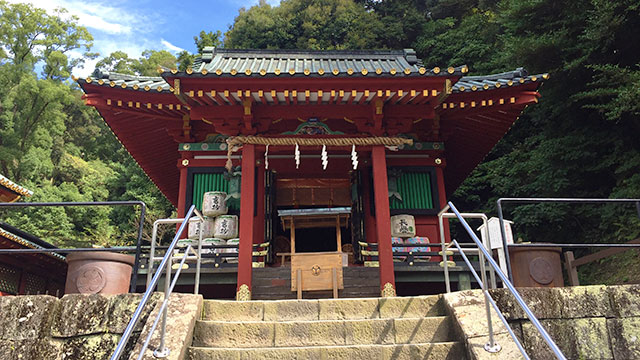 日枝神社(久能山東照宮)