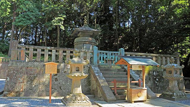 神廟(久能山東照宮)