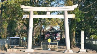 静岡 御穂神社羽衣伝説ゆかりの神さびた神社