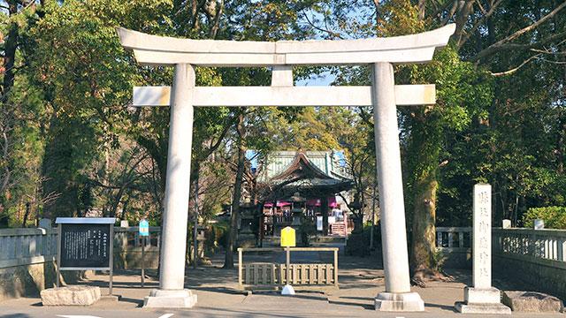 御穂神社(静岡市清水区)