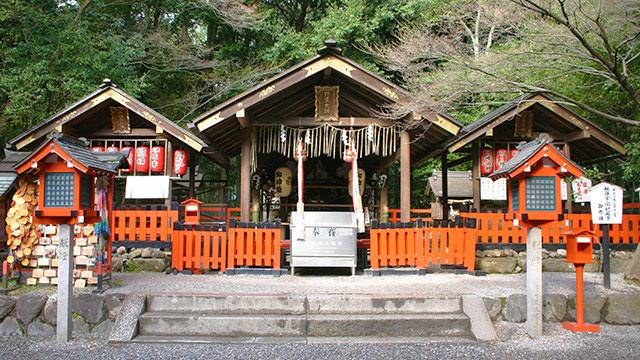 本殿(野宮神社)