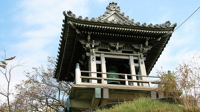 鐘楼堂(大船観音寺)