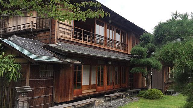 興津坐漁荘(静岡市清水区)