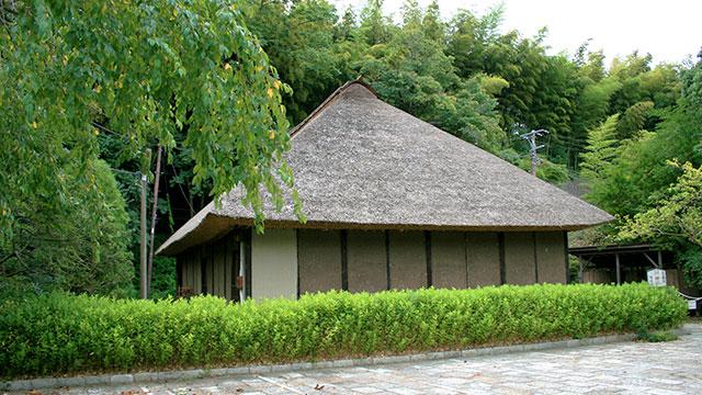 旧石井家住宅(龍宝寺)