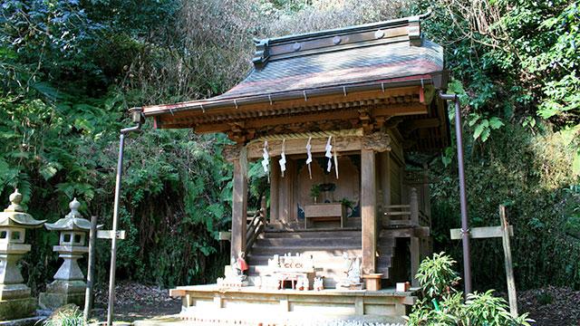 本殿(佐助稲荷神社)