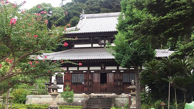 仏殿(清見寺)