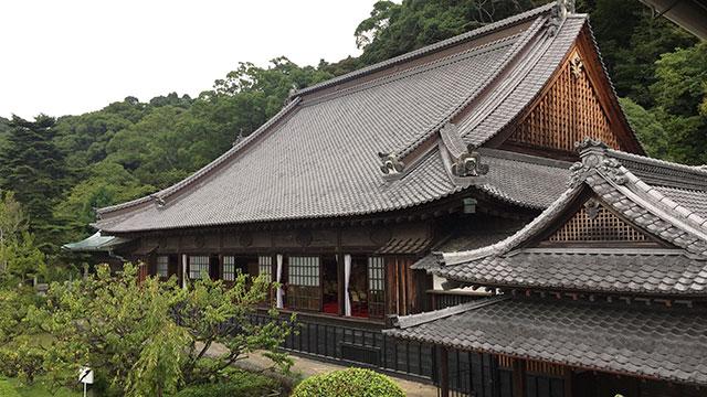大方丈(清見寺)
