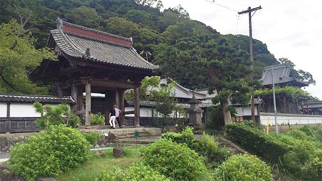 清見寺(静岡市清水区)