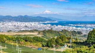静岡市観光徳川家康ゆかりの城下町で歴史や文化を再発見