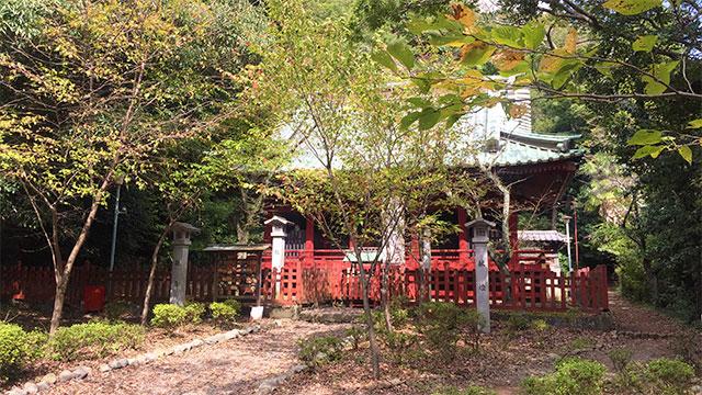麓山神社(静岡浅間神社)