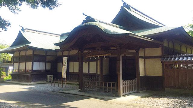 斎館(静岡浅間神社)
