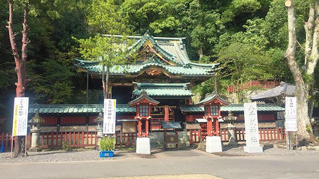 八千戈神社(静岡浅間神社)