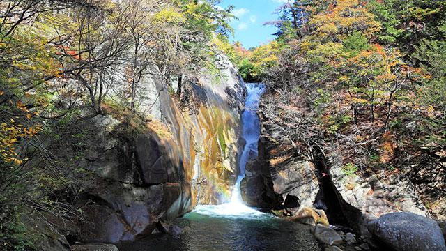 仙娥滝(昇仙峡ロープウェイ)