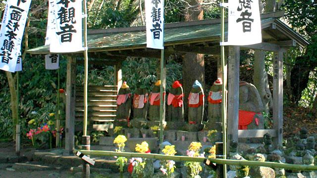 地蔵尊(杉本寺)