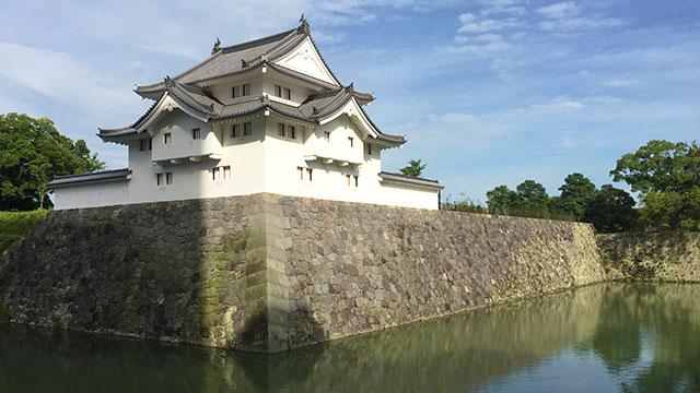 坤櫓(駿府城公園)