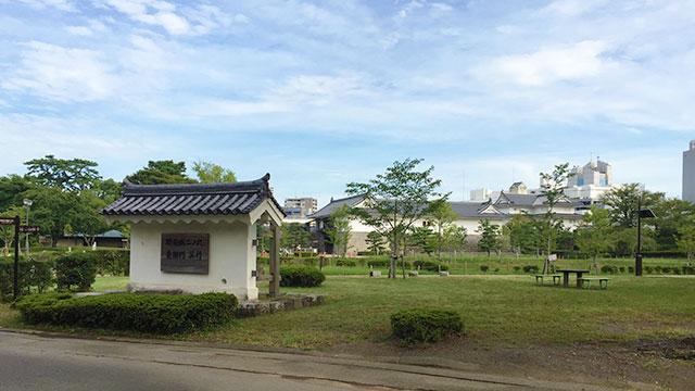 駿府城公園(静岡市)