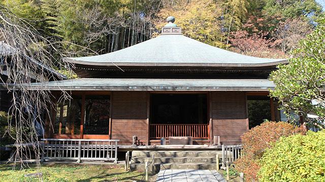 本堂(東慶寺)