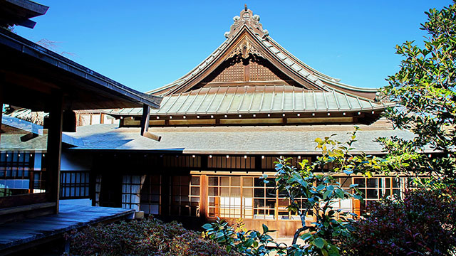 書院(東慶寺)