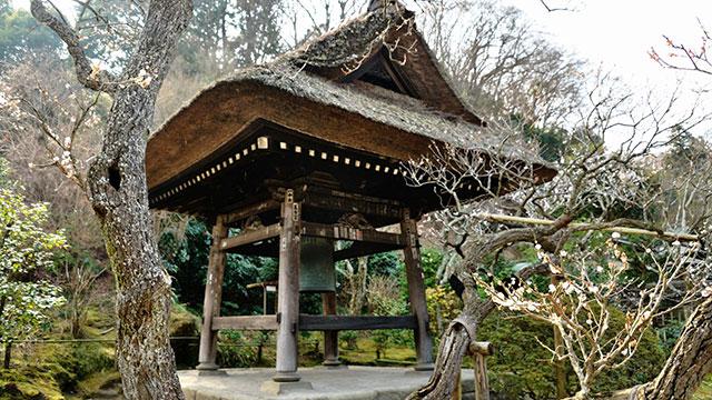 鐘楼(東慶寺)