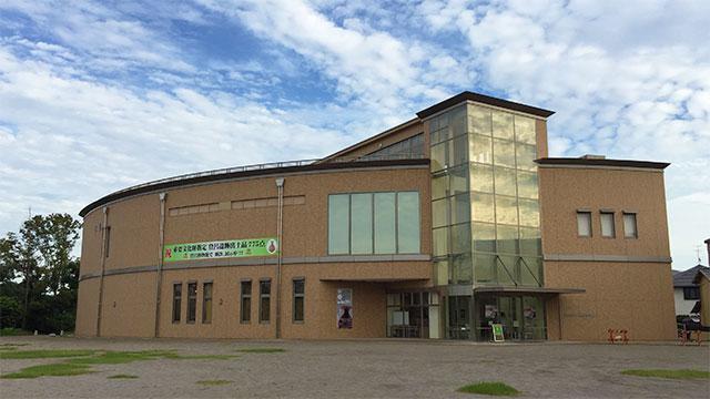 登呂博物館(登呂遺跡)