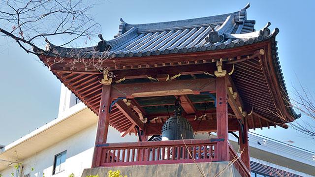 時鐘堂(上野寛永寺)