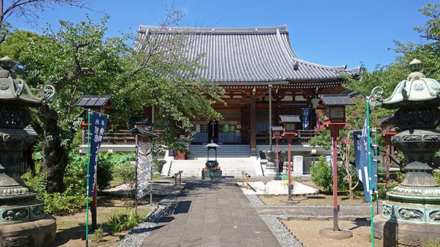 開山堂(上野寛永寺)