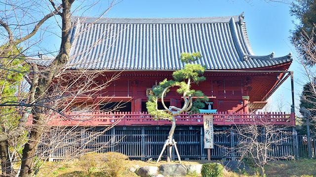 清水観音堂(上野寛永寺)