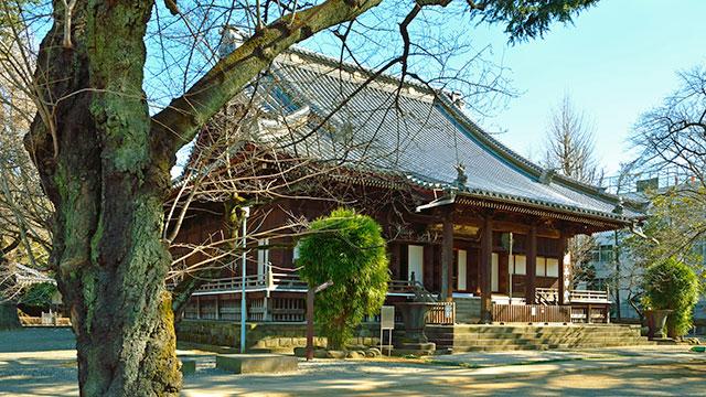 根本中堂(上野寛永寺)