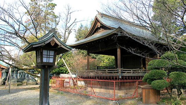 神楽殿(上野東照宮)