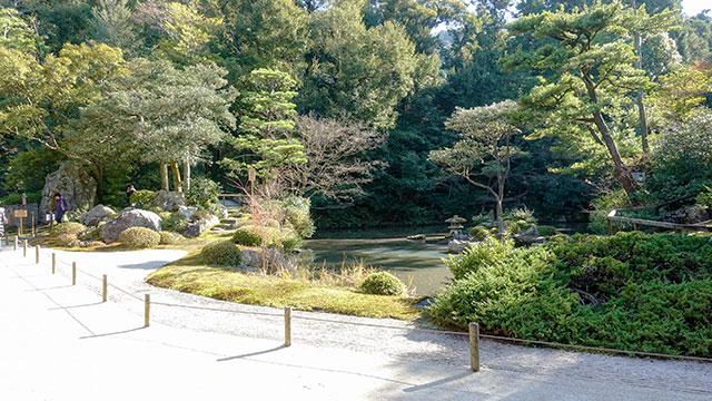 方丈庭園(知恩院)