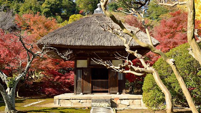 観音堂(長寿寺)