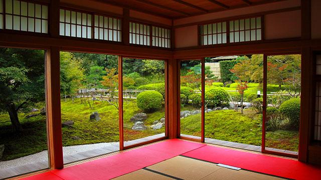 書院(長寿寺)