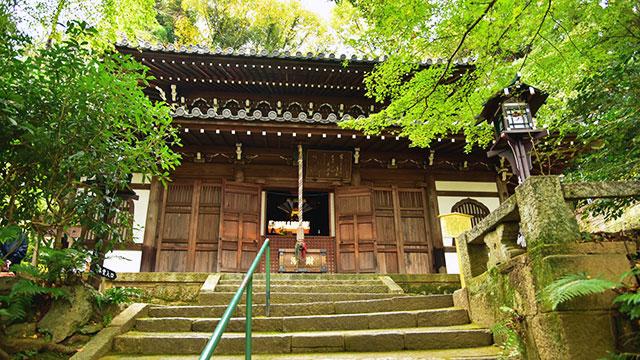 本堂(長楽寺)