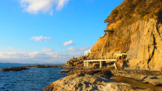 江の島 岩屋波の浸食によって造られた江の島弁財天信仰発祥の洞窟