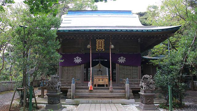 児玉神社(江ノ電 江ノ島駅)