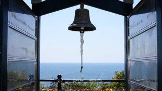 江の島 龍恋の鐘(恋人の丘)江の島屈指のデートスポットで絶景を楽しむ