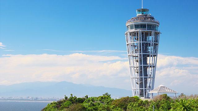 江の島シーキャンドル(江の島)